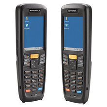 Zebra K-MC2180-AS01E-CRD Терминал сбора данных MC2180