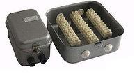 Коробка КЗНС (БЗК)-48 с пластмас.сальниками IP54