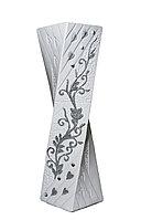 Напольная декоративная ваза (белая), 61 см