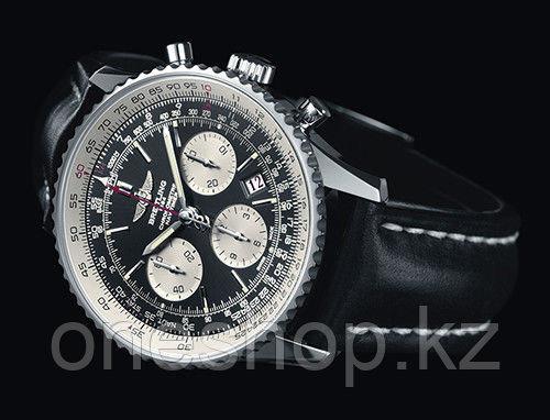 Мужские Наручные Часы Breitling + портмоне MontBlanc в подарок