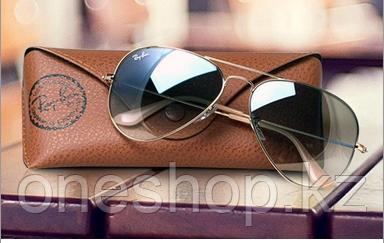 Солнцезащитные очки Ray Ban Aviator - фото 2
