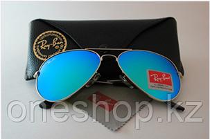 Солнцезащитные очки Ray Ban Aviator - фото 4