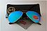 Солнцезащитные очки Ray Ban Aviator, фото 4