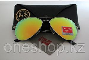 Солнцезащитные очки Ray Ban Aviator - фото 5