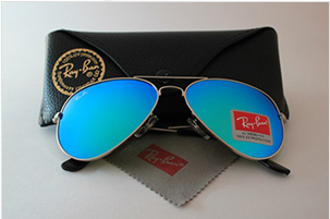 RAY BAN круглые солнцезащитные очки - фото 4
