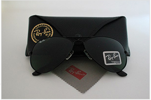 RAY BAN круглые солнцезащитные очки - фото 5