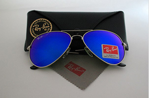 Солнцезащитные очки Ray Ban (Стекло) - фото 3