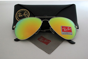 Солнцезащитные очки Ray Ban (Стекло) - фото 5