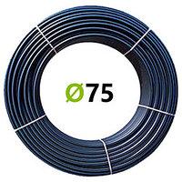 Пластиковая труба ф75*2,9    6,3МПа