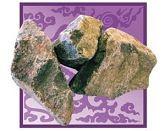 Габбро-диабаз, камень колотый, коробка 20кг.