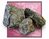 Порфирит  (колотый)  камень для бани 20 кг