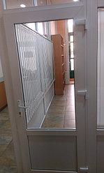 Вид двери перед началом работ