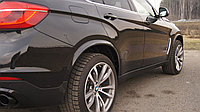 Арки колес для BMW X6 F16