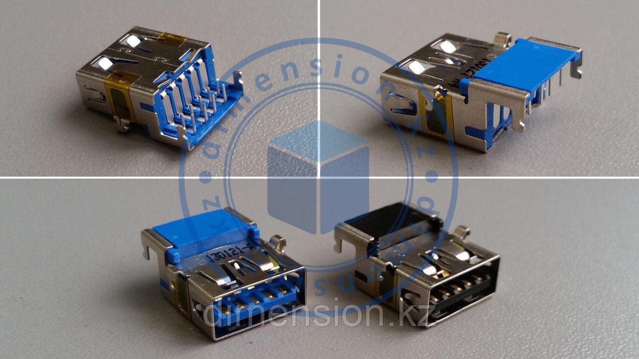 USB 3.0 Разъем на ASUS K55VD