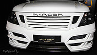 Обвес Invader N40 для Nissan Patrol Y62 2010+, фото 1