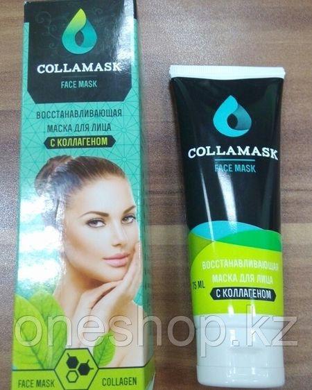 Collamask коллагеновая крем-маска против морщин - фото 3