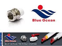 Разборное соединение с наружной резьбой 25х3/4 Blue Ocean
