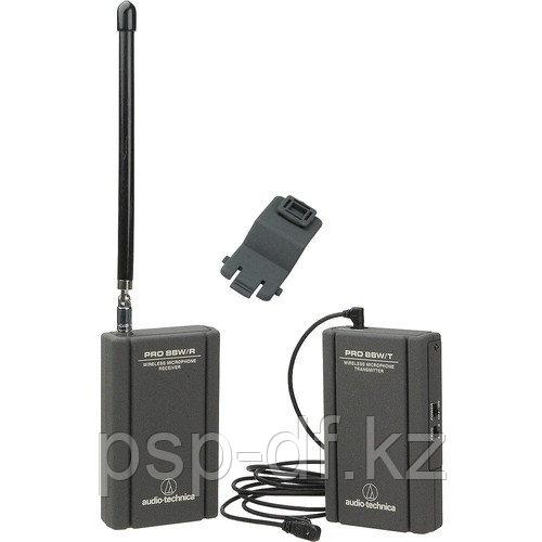Радио петличный микрофон Audio-Technica PRO 88W-830 Camera Mountable VHF Lavalier Pro