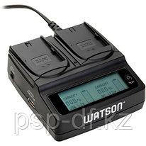 Watson Duo Battery Charger for Nikon EN-EL15 (на 2 батарейки)