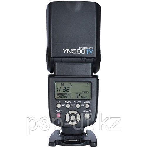 Вспышка Yongnuo Speedlite YN-560-IV