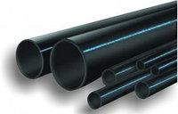 Пластиковая труба ф125*9,2    12,5МПа