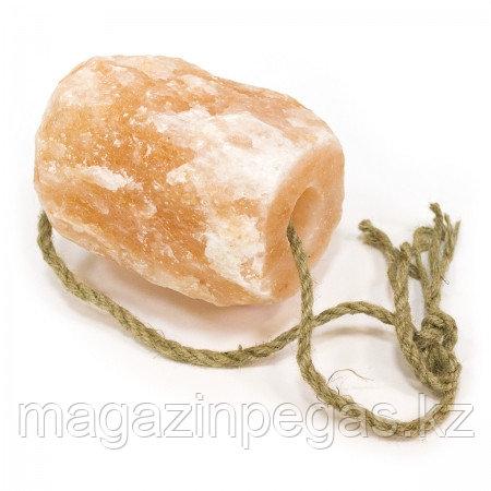 Лизунец гималайский солевой на веревке, 1.5 кг