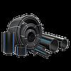 Пластиковая труба ф160*21,9   25МПа
