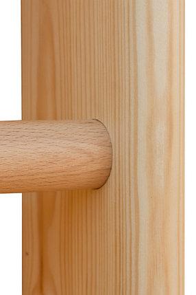 Детская шведская стенка деревянная, фото 2