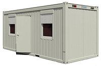 Модульный блок контейнер
