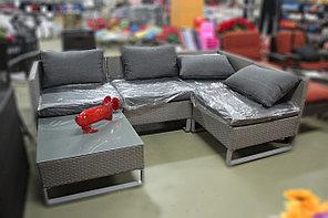 Набор мебели, диван + стол