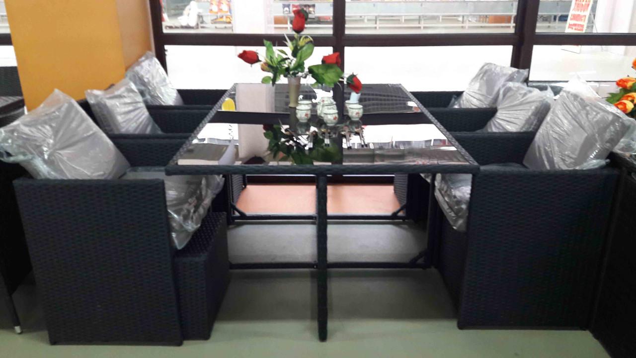 Набор мебели, ротанг
