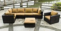 Набор мебели, ротанг, фото 1