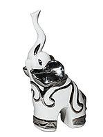 "Статуэтка ""Слон - 02"", белый (фарфор)"