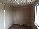 Строительные вагончики (утепленный 20ф контейнер), фото 5