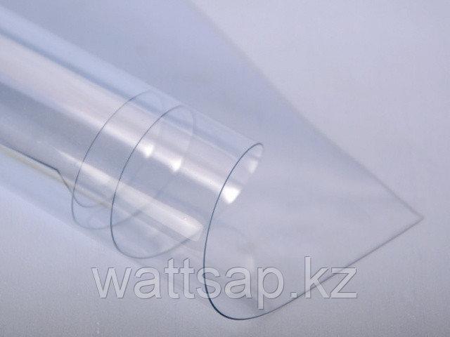 Мягкие окна, шторы ПВХ 2 м, толщина 0,2 мм (45м)