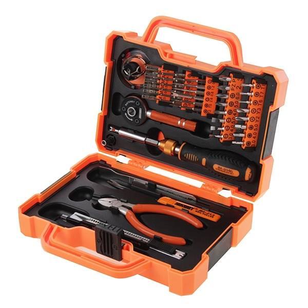 Качественный набор инструментов, отверток, 47 в 1 JAKEMY JM-8146 ориг.