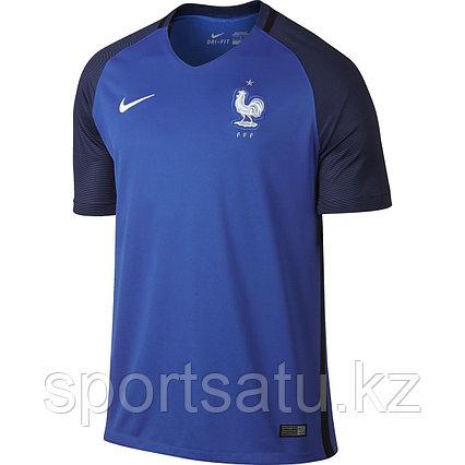 Сборная Франция футбольная форма игровая 2016-17 домашняя