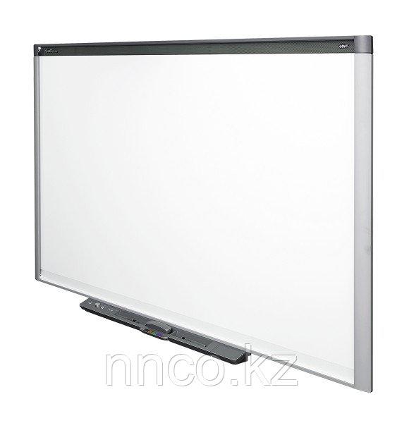 Интерактивная доска SMART Board  SBX885 ( активный лоток)