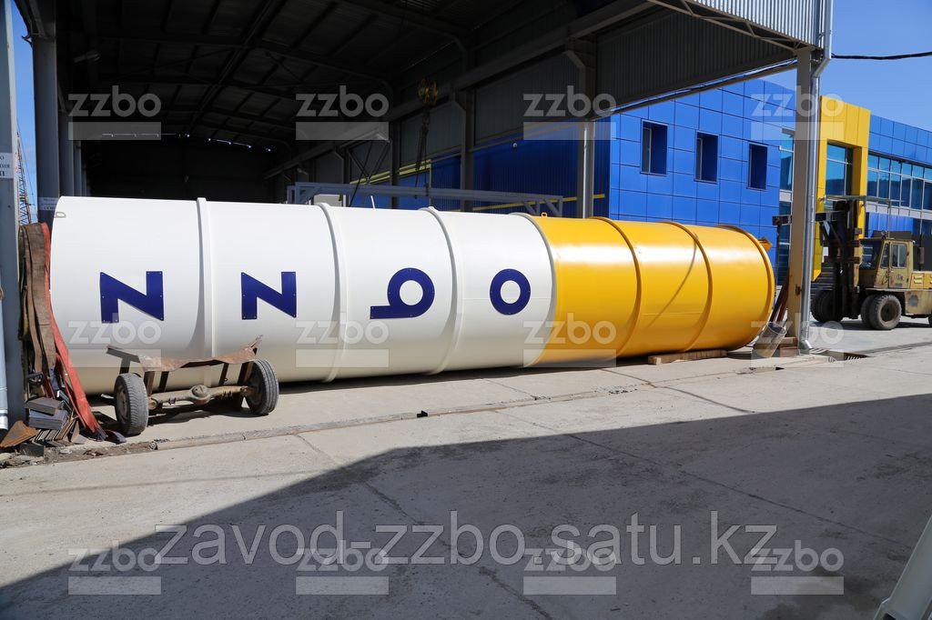 Силос цемента СЦ-72