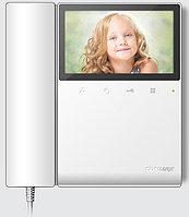 Монитор домофона цветной Commax CDV-43K White