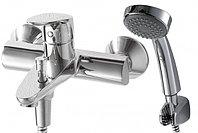 Смеситель для ванны Bravat Drop F64898C-В