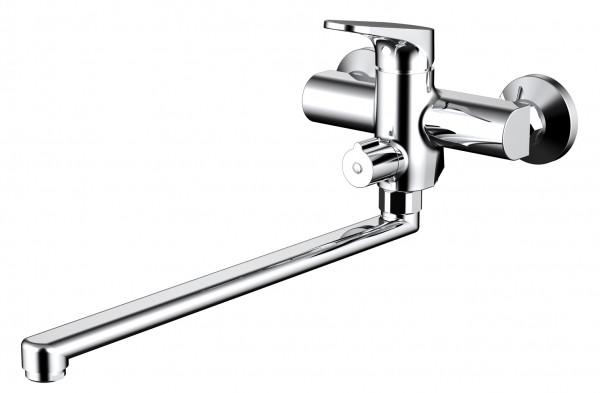 Смеситель для ванны  Bravat ELER F6191238CP-01L-RUS