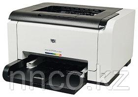 Цветной принтер HP LaserJet Pro CP1025nw (CE918A)