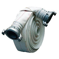 Рукав пожарный Ø 150 мм с ГР-150 (2 шт.) давление 1,2