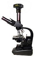 Микроскоп цифровой Levenhuk D870T, тринокулярный, фото 1