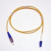 Патч-корд FC/UPC-LC/UPC s/m 9/125 simplex 20m