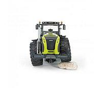 Bruder Игрушечный Трактор Claas Xerion 5000 с поворачивающейся кабиной (Брудер)