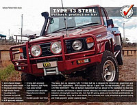 Шноркель TJM для Toyota Land Cruiser 78/79