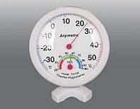 Термометр - гигрометр механический, фото 1