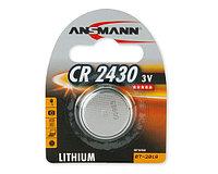 Батарейки CR 2430 ANSMANN 3V